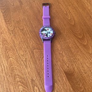 Marc Jacobs Miss Marc character purple watch
